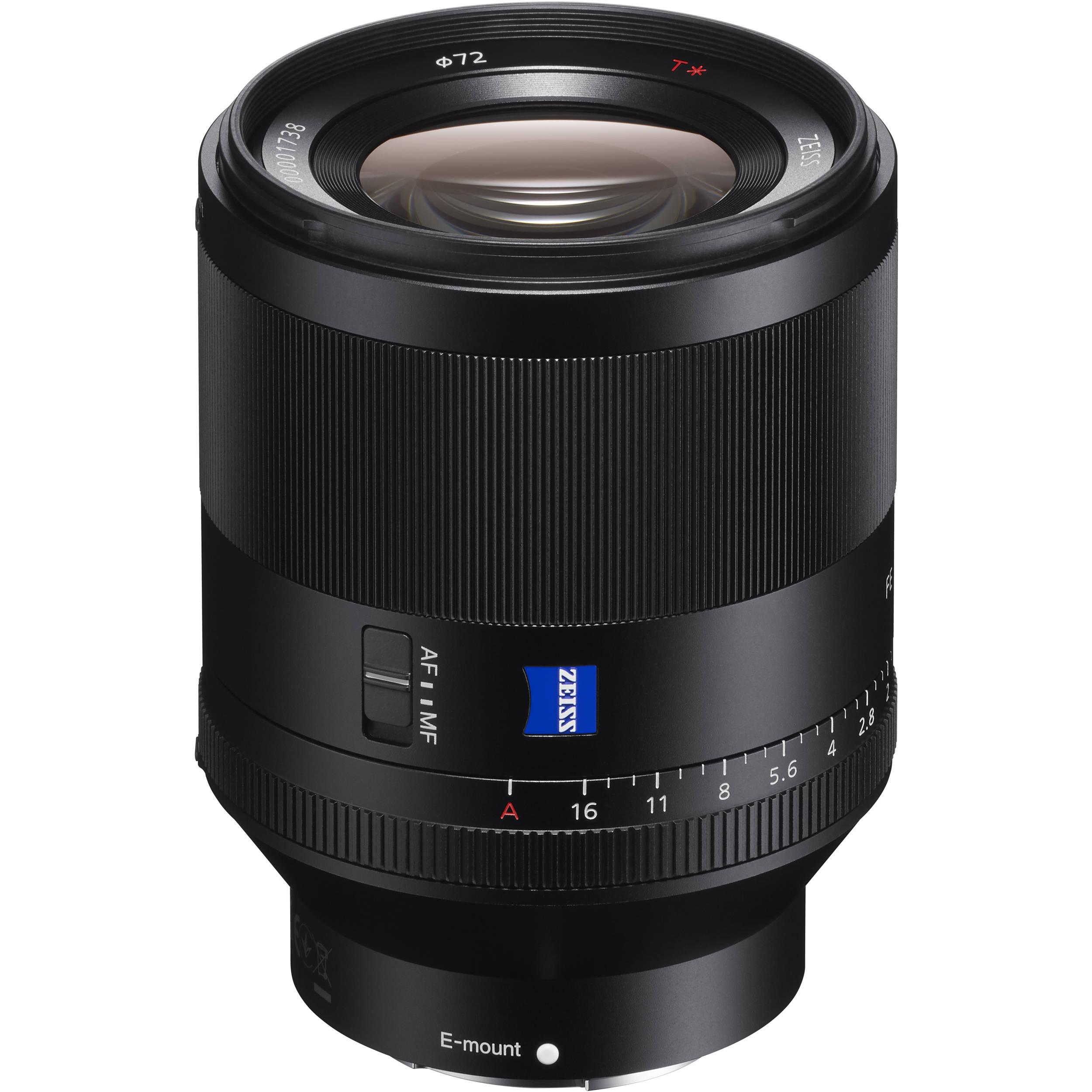 Sony FE 50mm f/1.4 ZA Lens Image