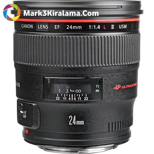 Canon 24 mm f: 1.4 Image