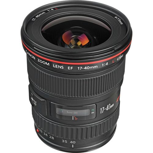 Canon 17-40 mm f:4 Image