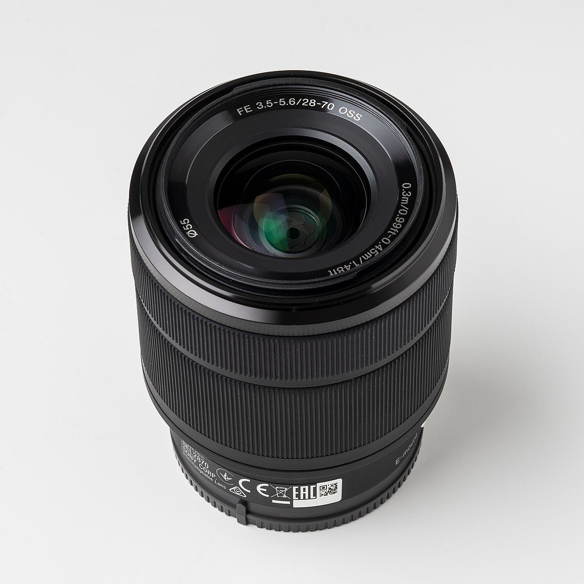 Sony FE 28-70mm Image