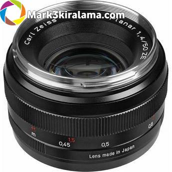Carl Zeiss Normal 50mm f/1.4 ZE Planar T* Image