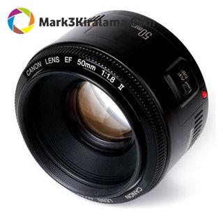 Canon EF 50 mm f/1.8 Image