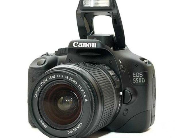 canon 550 D (18-55 lens ile ) Image
