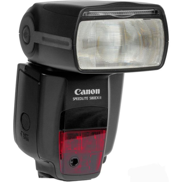 Canon 580EX II Flaş Image