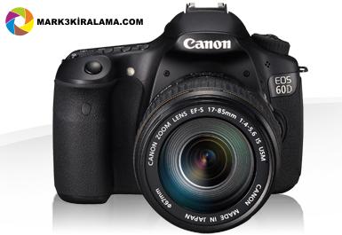 Canon 60D Image