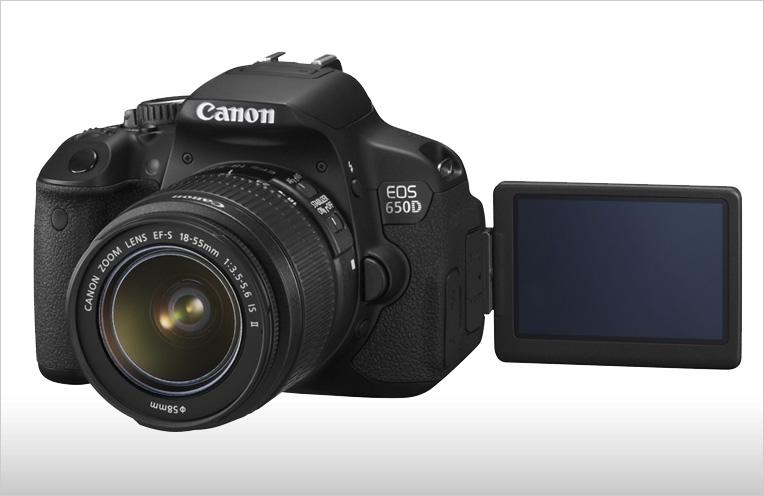 Canon Eos 650D (18-55 lens ile) Image