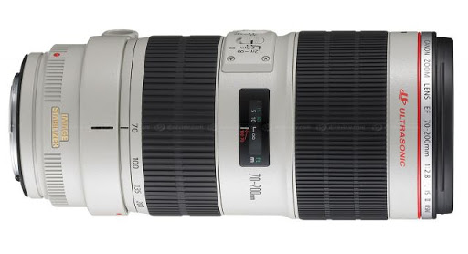 Canon EF 70-200mm f/2.8L IS II USM Lens Image