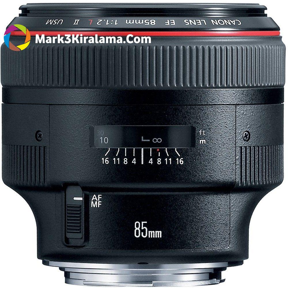 85mm f: 1.2 Image