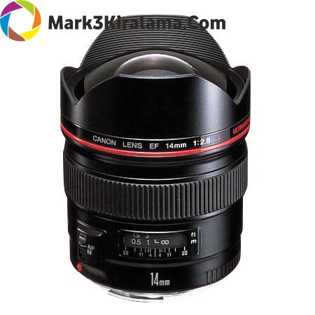 Canon EF 14 mm f/2.8 L II USM Standard Prime Lens Image