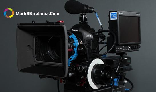 Canon EOS-1D C Camera 4K (Body) Image