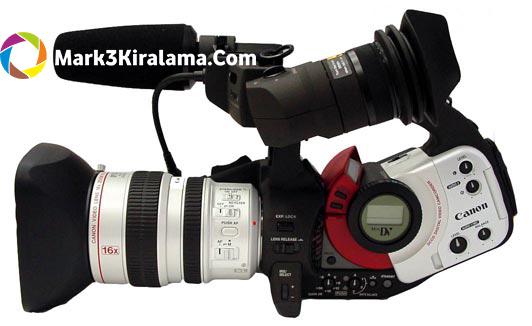 Kiralık Canon XL1 Image