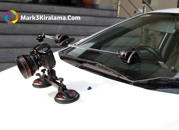 DSLR Car Mount Image