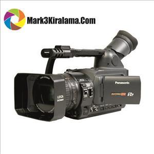 Panasonic DVCPRO HD P2 Camcorder Image