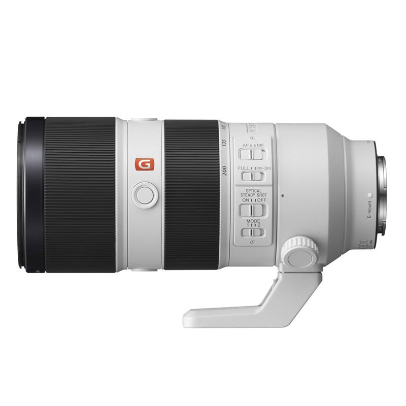 Sony 70-200mm f/2.8 GMaster Image