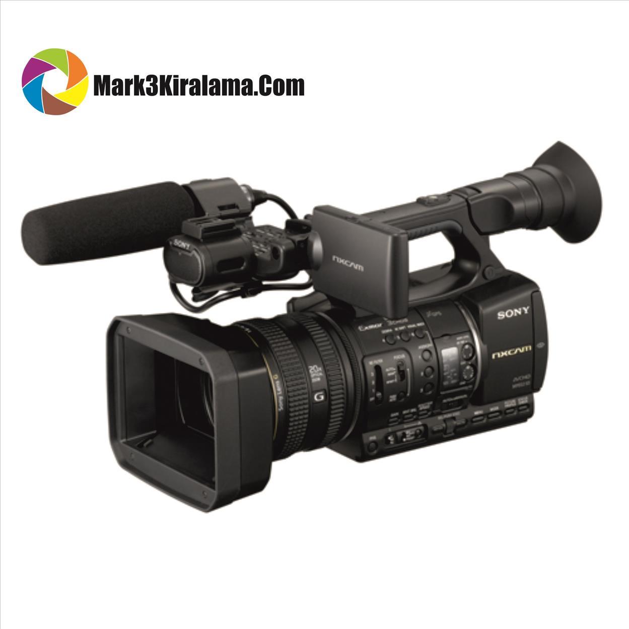 Sony NX5 E Full HD Image