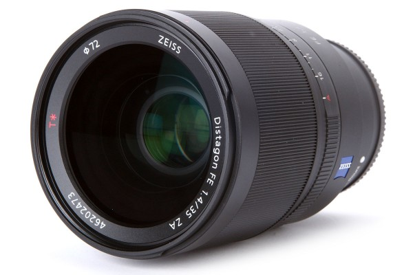 Sony 35mm Distagon T FE f1.4 ZA Image