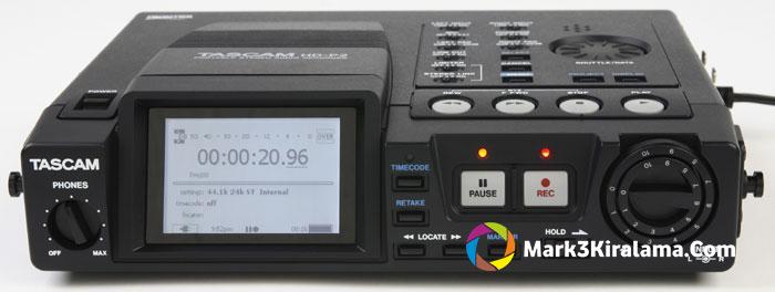 Tascam HD-P2 Image