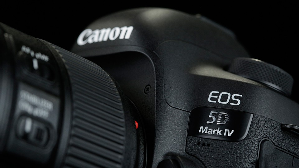 Canon 5D Mark 4 Image