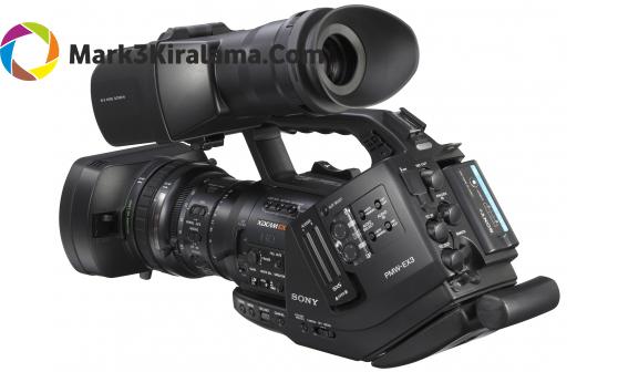 Sony Pmw ex 3 Full HD Image