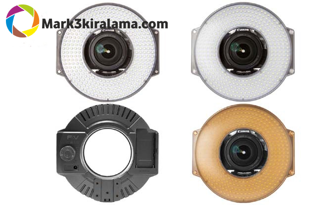 Kamera Ring Flash Image