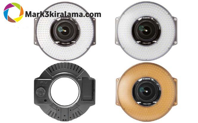 Kamera Ring Flash Image