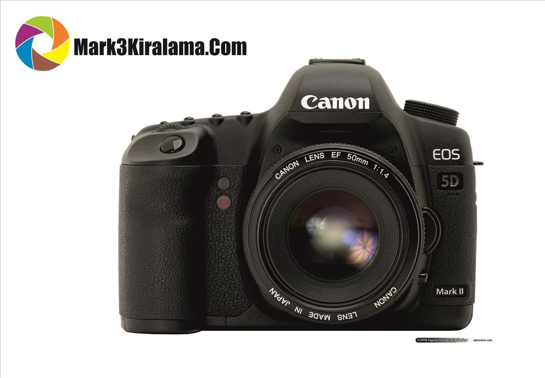 Canon 5D Mark II Image