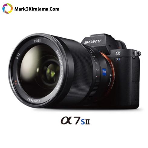 Sony A7s II - Full Frame / Aynasız Image