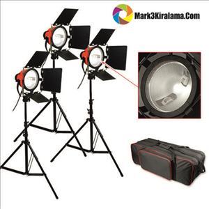 Kırmızı Kafa Işık Seti (3 Adet) Image