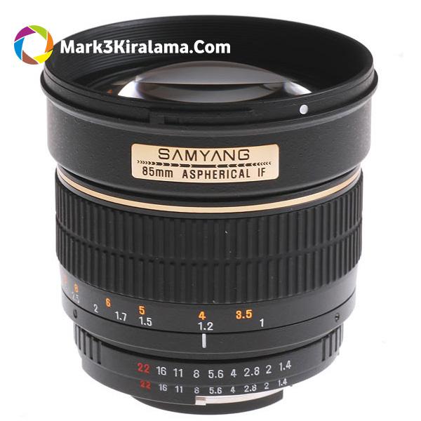 samyang 85mm  1.4f Image
